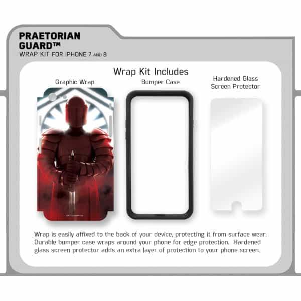 Praetorian Guard Kit Contents Sell Sheet No Logos