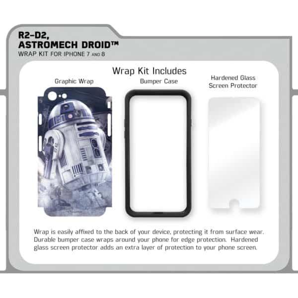 R2 Astromech Kit Contents Sell Sheet No Logos
