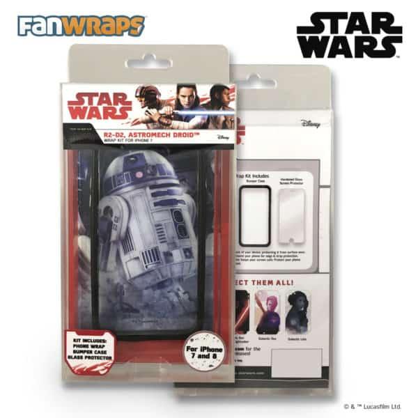 R2 Astromech PET Sell Sheet